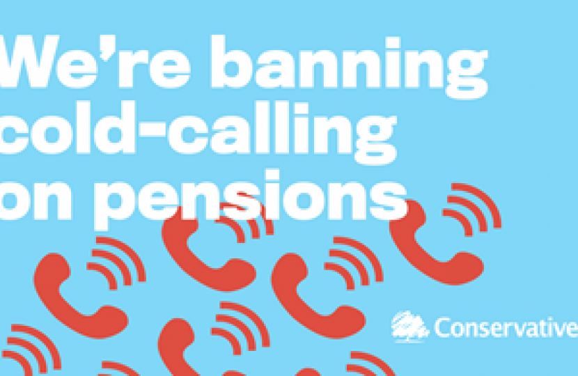 Pensions Cold Calling Ban